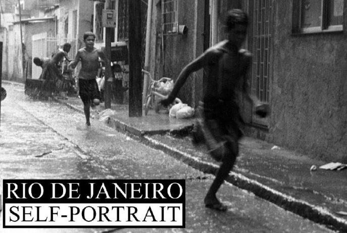 Rio de Janeiro - Self-Portrait