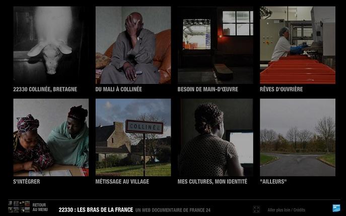 Les Bras de La France - France 24