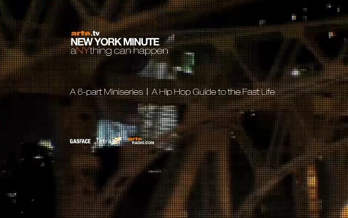 New York Minute - Arte
