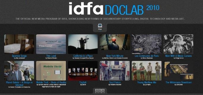 Doc Lab 2010 - IDFA