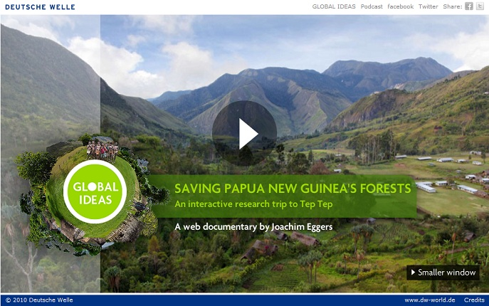 Saving Papua New Guinea's Forests