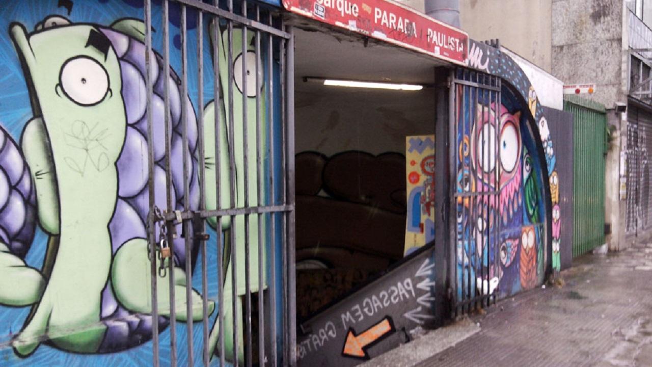 Passagem Literária da Rua da Consolação