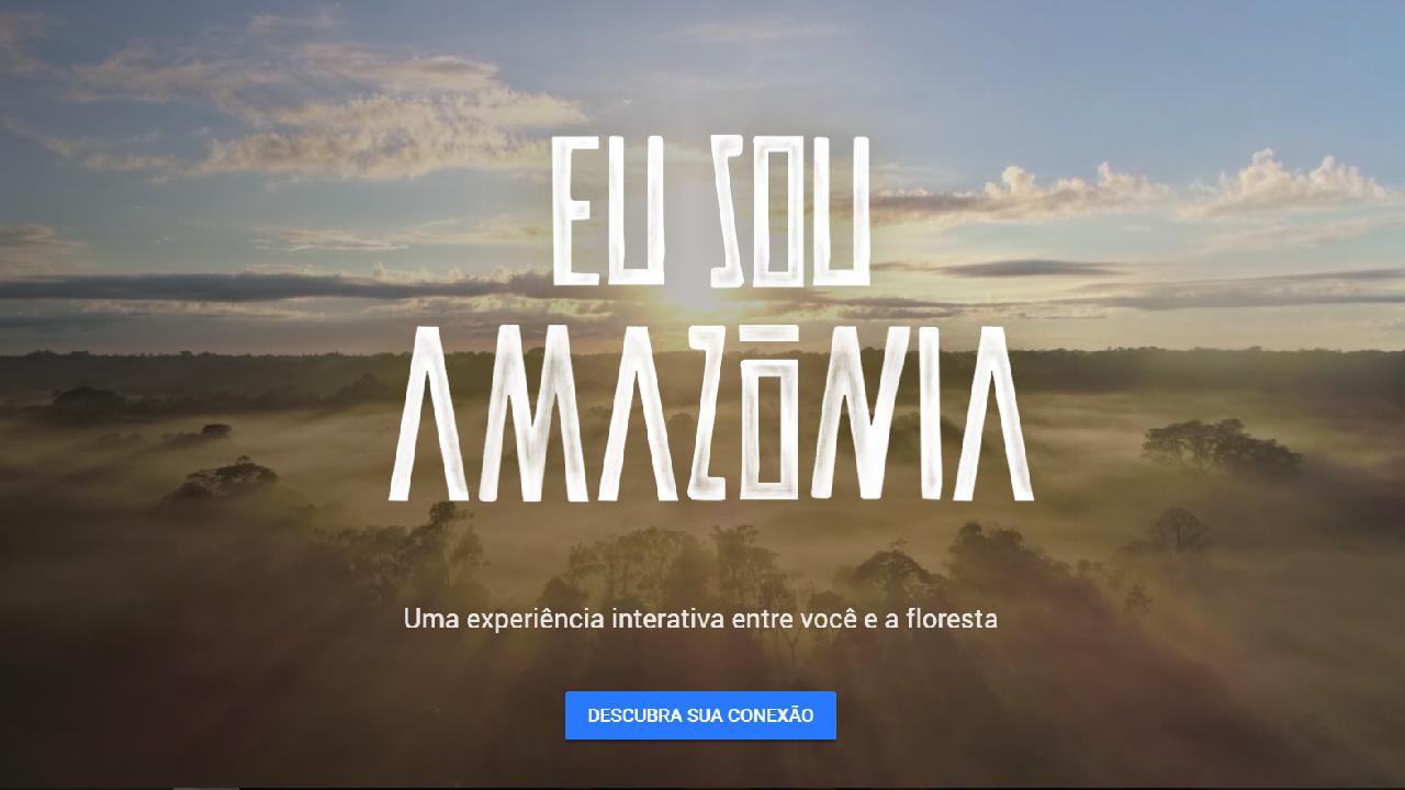 Eu Sou Amazônia - Webdoc