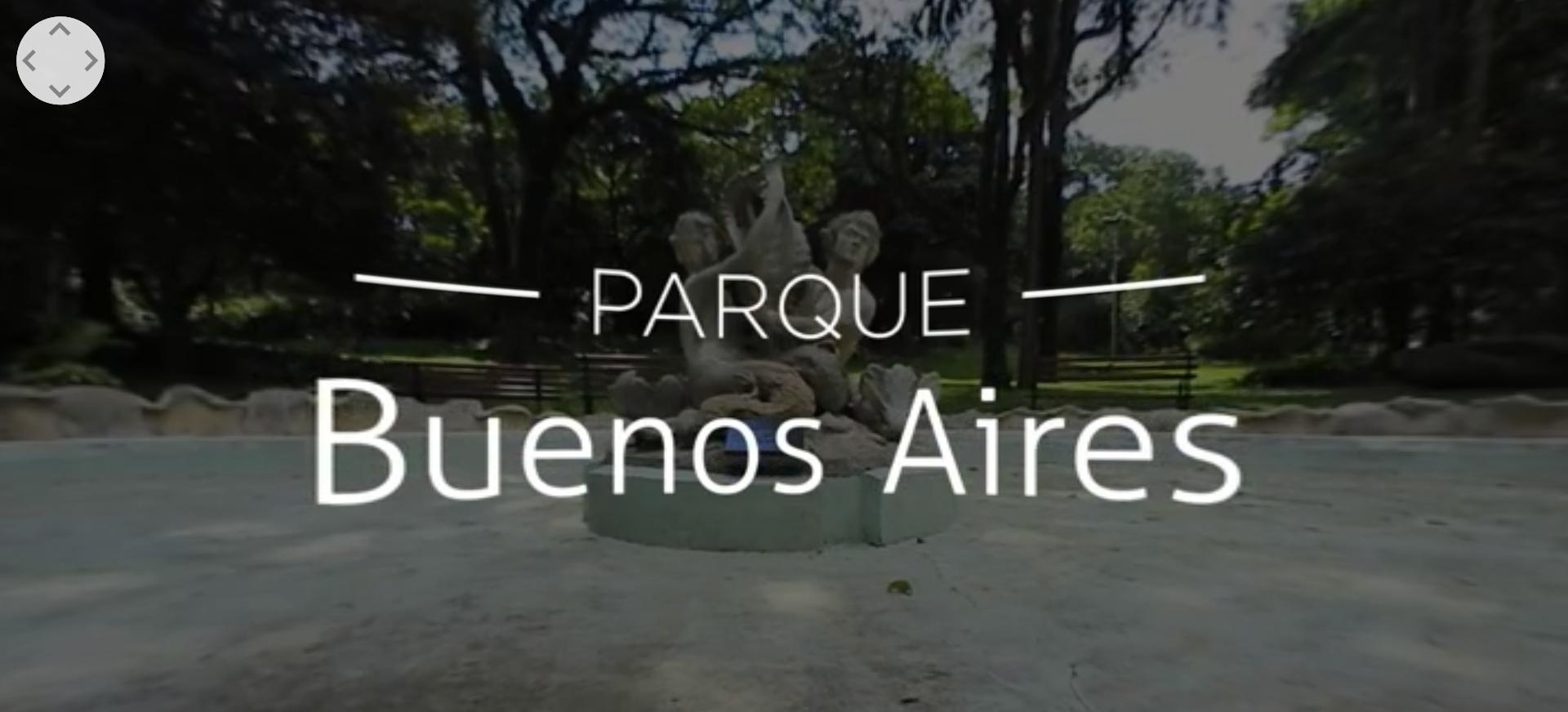 Vídeo 360 - Parque Buenos Aires - produzido pela Cross Content